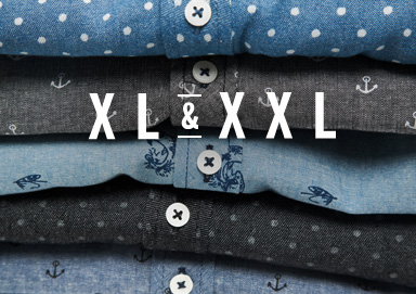 Shop Sizes Made Simple: XL + XXL