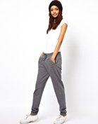 ASOS Sweatpants with Clustered Studs