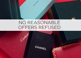 No Reasonable Offers Refused: Luxury Watches & Jewelry