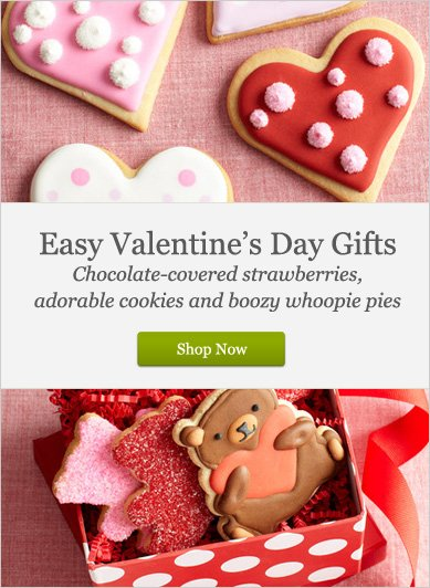 Easy Valentine's Day Gifts - Shop Now