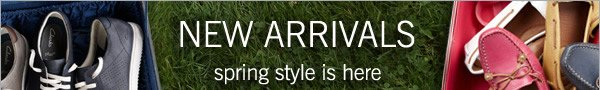 New Arrivals - Spring style is here