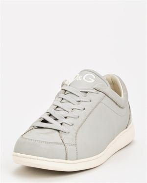 D&G Genuine Leather Sneakers- Made in Italy