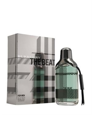 Burberry For Men The Beat Eau De Toilette Spray, 1.0 oz - Made In France