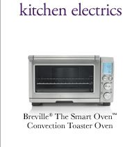 kitchen electrics Breville® The Smart Oven™ Convection Toaster Oven