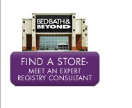 FIND A STORE – MEET AN EXPERT REGISTRY CONSULTANT