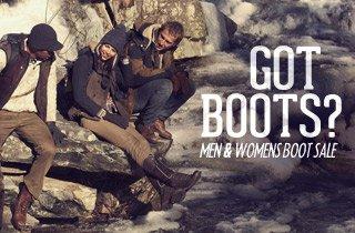 Got Boots?