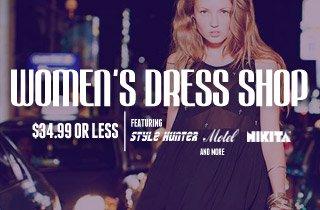 Women's Dress Shop