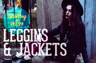 Leggings & Jackets Sale