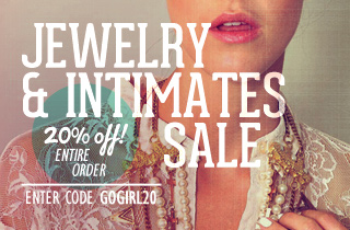 Jewelry & Intimates Sale