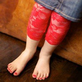 Lovely Lace Leggings