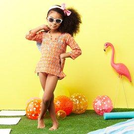 Sun Soaked: Kids' Swimwear
