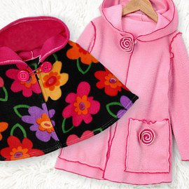 Cuddled Up & Cozy: Kids' Outerwear