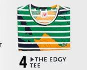 THE EDGY TEE