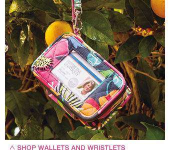 Shop Wallets and Wristlets