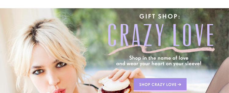 Crazy Love Gift Shop