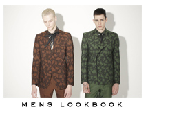 Collection Lookbooks | Mens FW13 Ready-to-Wear