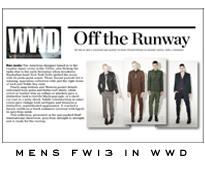 World of Marc Jacobs | Mens FW13 on WWD