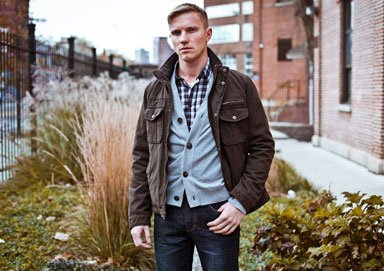 Shop Rugged Jackets by Levis + Grind