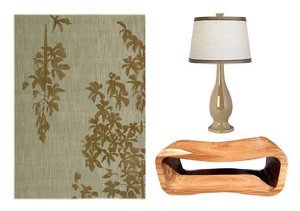 Naturally Chic: Home Furnishings