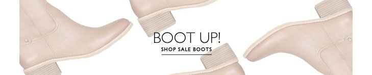 Click here to shop sale boots