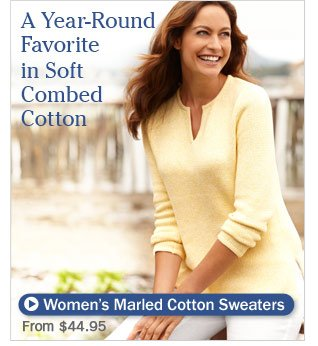 A Year-Round Favorite in Soft Combed Cotton.