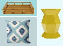 Brighten Up Furniture & Décor for the Sunroom