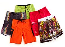 For Spring Vacation Swim Trunks