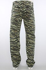 The OG Army Chino TS Pants in Tiger Camo