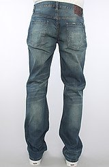 The Constant Elvation TS Jeans in Medium Indigo Wash