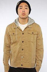 The OG Army Jacket in Dark Khaki