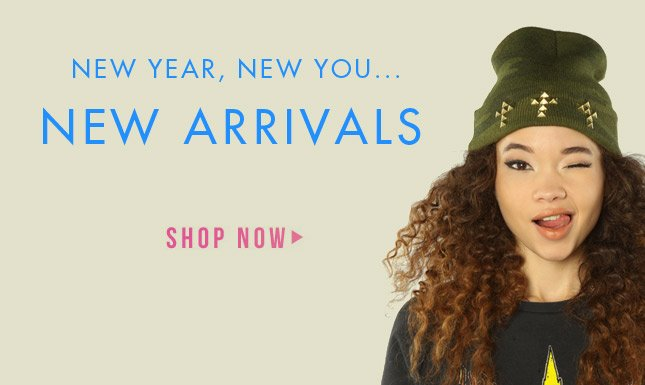 Shop New Arrivals on Miss KL!