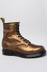 The 1460 8-Eye Boot in Bronze