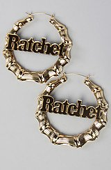The Melody Ehsani x Miss KL Exclusive Ratchet Earrings