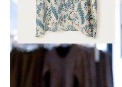 Epilette Silk Peacock Top By Boutique