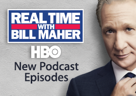 Real Time with Bill Maher - Podcast / New Episodes