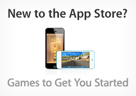 New to the App Store? - Games