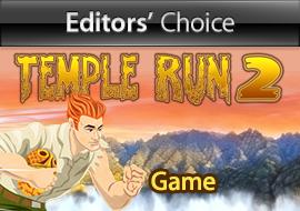 Editors' Choice: Temple Run 2 - Game