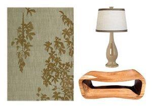 Naturally Chic: Home Furnishings