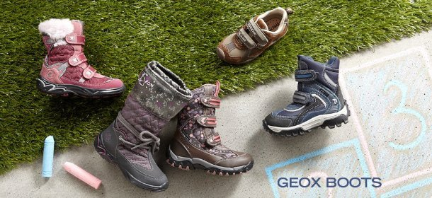 GEOX BOOTS, Event Ends January 25, 9:00 AM PT >