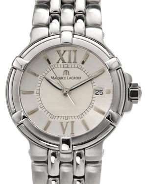 Maurice LaCroix Calypso Stainless Steel Watch $559