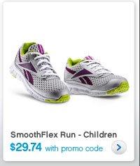 SmoothFlex Run – Children | $29.74 with promo code