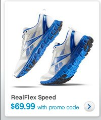 RealFlex Speed | $69.99 with promo code