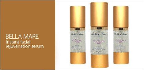 Bella Mare Instant Facial Rejuvenation Serum