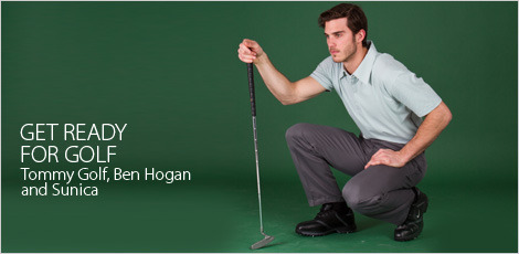 Get Ready for Golf Designer Fashion