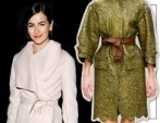 TREND REPORT: Belted Outerwear