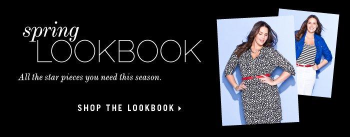 SHOP THE LOOKBOOK »