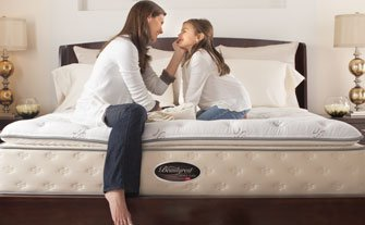 Beautyrest® Luxury Mattresses - Visit Event