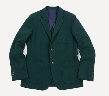 Terry Blazer Green