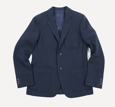 Terry Blazer Navy