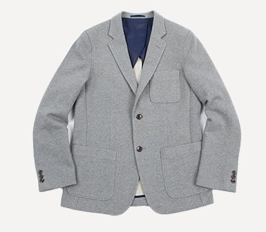 Terry Blazer Grey